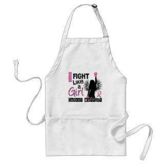 Fight Like A Girl Breast Cancer 26.2 Aprons