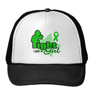 Fight Like a Girl - Cerebral Palsy Trucker Hat