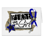 Fight Like A Girl CFS 24.8 Cards