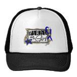 Fight Like A Girl CFS 24.8 Hat