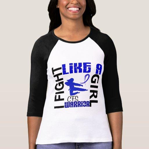 Fight Like A Girl CFS 3.2 Tshirts