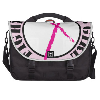 Fight Like a Girl Commuter Bags