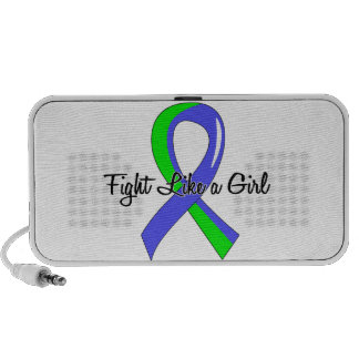 Fight Like A Girl EDS 41.8 Laptop Speakers