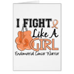 Fight Like A Girl Endometrial Cancer 15.2 Cards