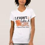 Fight Like A Girl Endometrial Cancer 15.2 Tanktop