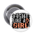 Fight Like a Girl Endometrial Cancer 31.8 Pins