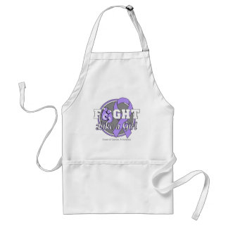 Fight Like a Girl Gloves - General Cancer Aprons