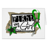 Fight Like A Girl Kidney Disease 24.8 Card