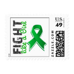 Fight Like A Girl Kidney Disease 28.8 Stamp