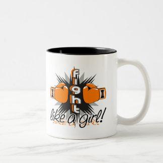 Fight Like A Girl Leukemia 32.8 Coffee Mugs