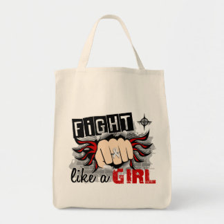 Fight Like A Girl Lung Cancer 27.8 Bags