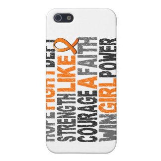 Fight Like A Girl MS 23.4 iPhone 5 Covers