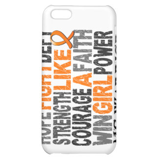 Fight Like A Girl MS 23.4 iPhone 5C Covers