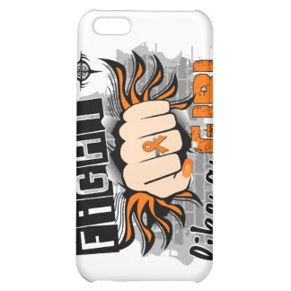 Fight Like A Girl MS 27.8 Cover For iPhone 5C