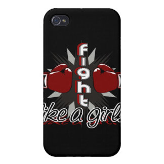 Fight Like A Girl Multiple Myeloma 32.8 Case For iPhone 4
