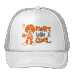Fight Like a Girl Multiple Sclerosis 42.8.png Trucker Hat