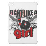 Fight Like A Girl Oral Cancer 33.8 Cover For The iPad Mini