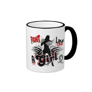 Fight Like A Girl Parkinson s Disease 35 8 Mug