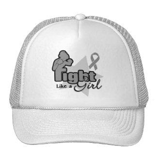Fight Like a Girl - Parkinsons Disease Hat