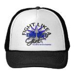 Fight Like A Girl Rheumatoid Arthritis 12.3 Hat