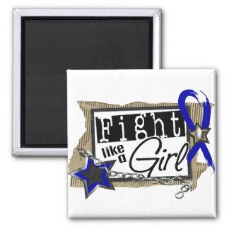 Fight Like A Girl Rheumatoid Arthritis 24.8 Magnet