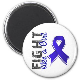 Fight Like A Girl Rheumatoid Arthritis 28.8 Magnet