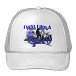 Fight Like A Girl Rheumatoid Arthritis 30.8 Hats