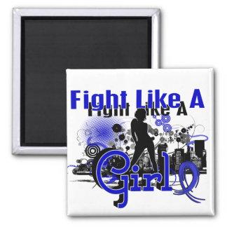 Fight Like A Girl Rheumatoid Arthritis 30.8 Magnets
