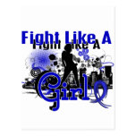 Fight Like A Girl Rheumatoid Arthritis 30.8 Post Cards