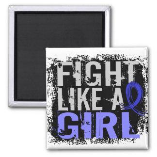 Fight Like a Girl Rheumatoid Arthritis 31.8 Refrigerator Magnets