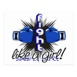 Fight Like A Girl Rheumatoid Arthritis 32.8 Post Cards