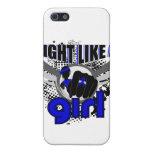 Fight Like A Girl Rheumatoid Arthritis 33.8 Cover For iPhone 5