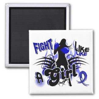 Fight Like A Girl Rheumatoid Arthritis 35.8 Refrigerator Magnets
