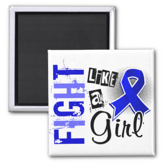 Fight Like A Girl Rheumatoid Arthritis 36.8 Magnet