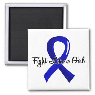 Fight Like A Girl Rheumatoid Arthritis 41.8 Magnet