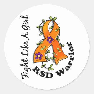 Fight Like A Girl RSD 29.4 Sticker