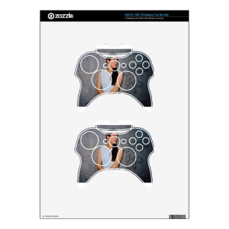 Fight Like a Girl! Xbox 360 Controller Skins