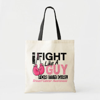 Fight Like A Guy Breast Cancer Bags