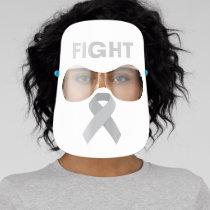 FIGHT LUNG DISEASE AWARENESS MASK