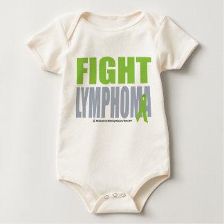 Fight Lymphoma Baby Bodysuit