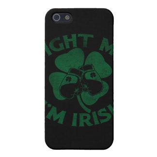 Fight Me I'm Irish Case For iPhone SE/5/5s