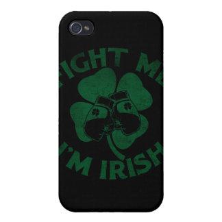 Fight Me I'm Irish iPhone 4 Case