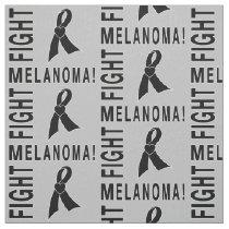 Fight Melanoma Fabric