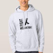 Fight Melanoma Hoodie