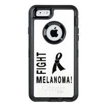 Fight Melanoma OtterBox Defender iPhone Case