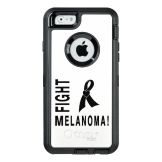 Fight Melanoma OtterBox Defender iPhone Case