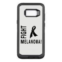 Fight Melanoma OtterBox Defender Samsung Galaxy S8  Case