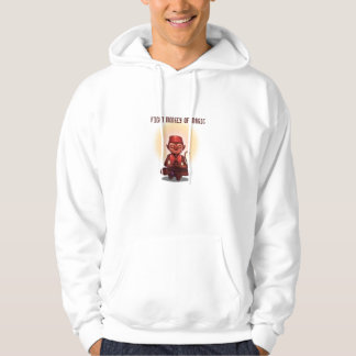 Fight Monkey of Magic - Zen Pose Hoodie