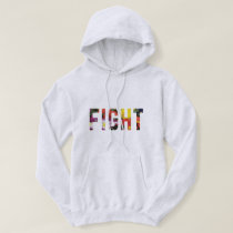 Fight – Motivational Hoodie