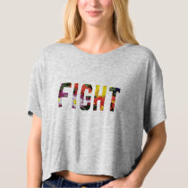 Fight – Motivational T-shirt